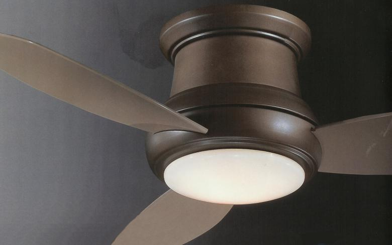 Fan man lighting minka aire f519 orb ceiling fan f519 orb concept ii 52 our products ceiling fans aloadofball Images