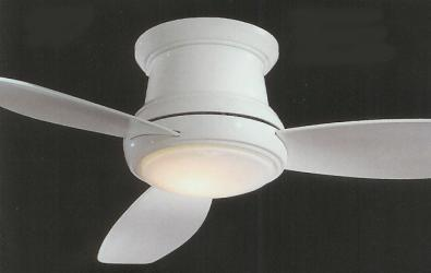 F519 Wh White Concept I Ceiling Fan 52
