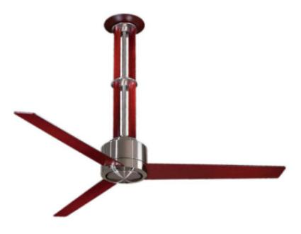 Fan Man Lighting F531 Bn Mg Minka Aire Flyte Ceiling Fan