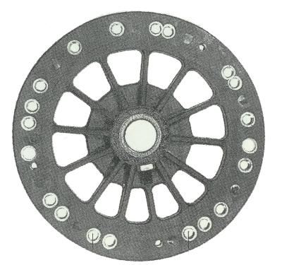 F17m Flywheel Replacement Part