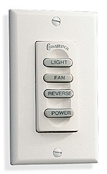 Casablanca Inteli Touch W32 Wall Control