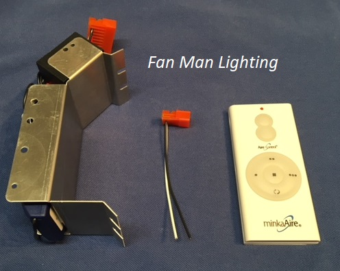 Fan Man It Conversion For 1986 And Older Fans Hand Held Version