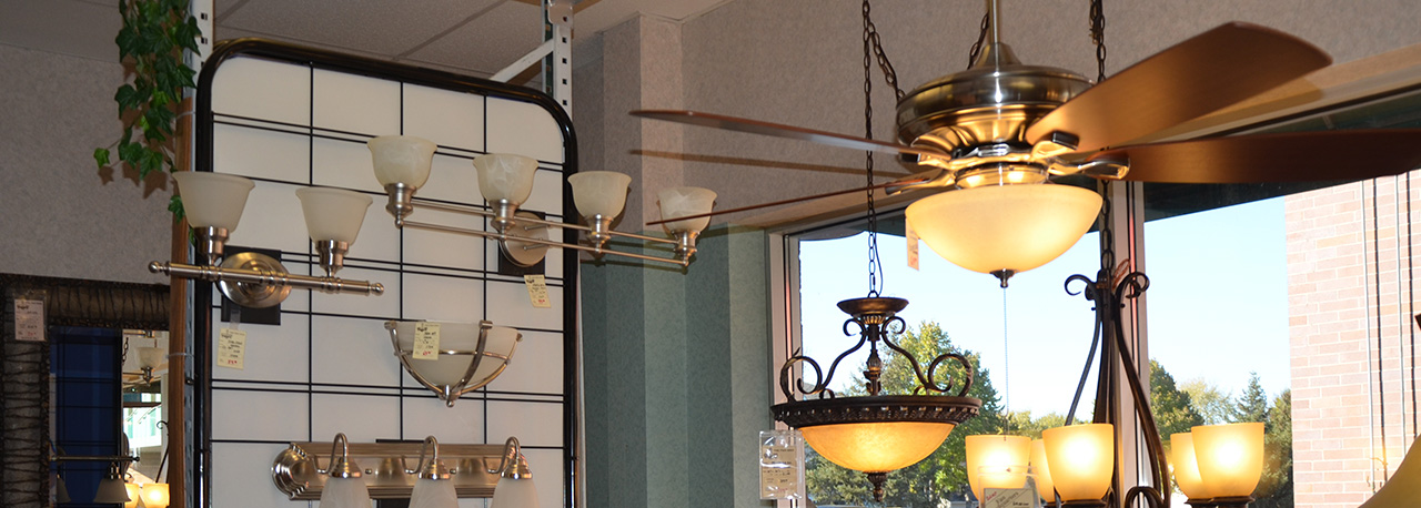 Ceiling Fans And Lights For Your Home
